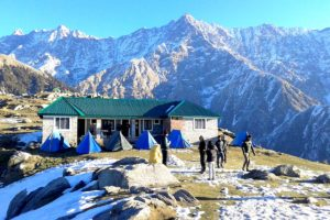 triund lodge